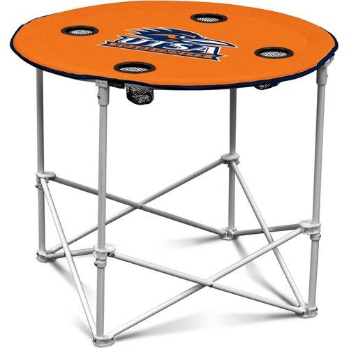 Logo University of Texas at San Antonio Round Portable Table