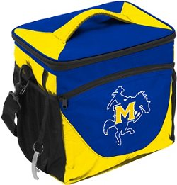 Logo McNeese State University 24-Can Cooler