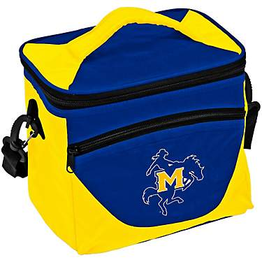 Logo McNeese State University Halftime Lunch Cooler