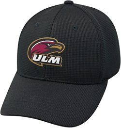 Top of the World Men's University of Louisiana at Monroe Booster Plus Cap