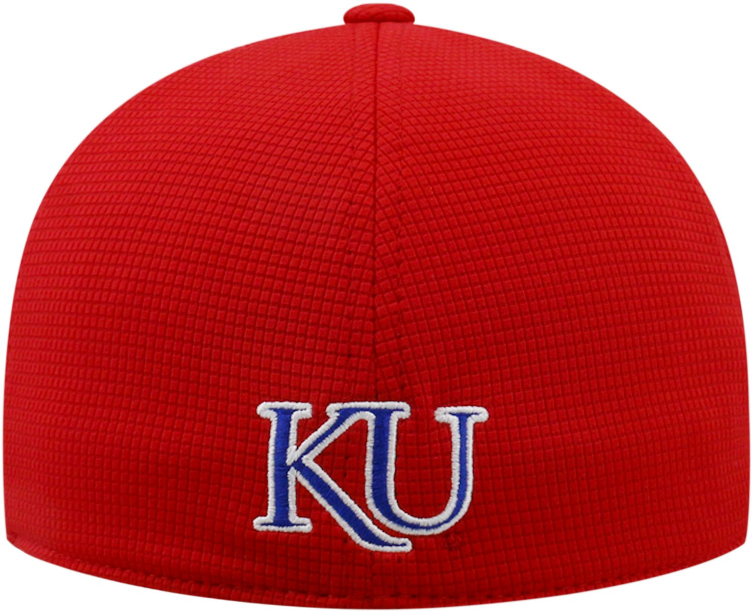 Top of the World Men's University of Kansas Booster Plus Cap - view number 1
