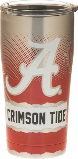 Tervis University of Alabama 20 oz Knockout Stainless Steel Tumbler