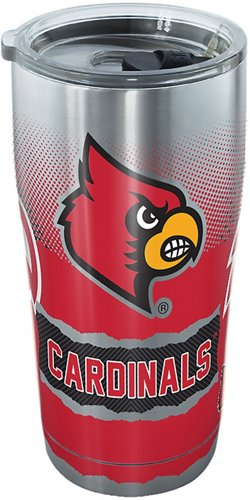 Tervis University of Louisville 20 oz Knockout Stainless Steel Tumbler