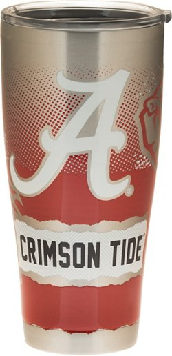 Tervis University of Alabama 30 oz Knockout Stainless Steel Tumbler