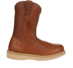 Men's Wedge Work Wellington Boots