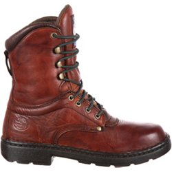 Men's Eagle Light Lace Up Work Boots