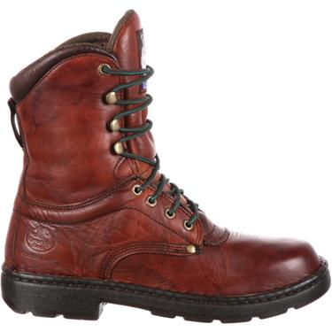 dcde0ad63b4c5c Academy / Georgia Men's Eagle Light Lace Up Work Boots. Academy.  Hover/Click to enlarge