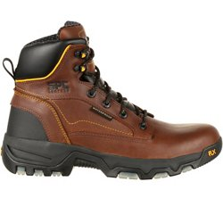 Men's FLXPoint Steel Toe Lace Up Work Boots
