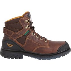 Men's Zero Drag EH Steel Toe Lace Up Work Boots