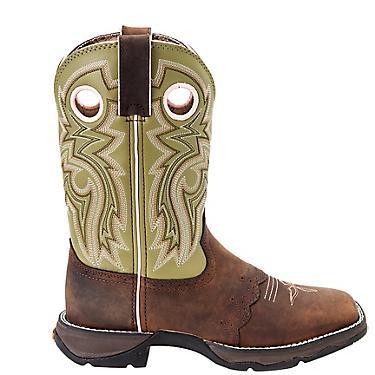 aa801f50578 Durango Women's Lady Rebel Saddle Western Boots