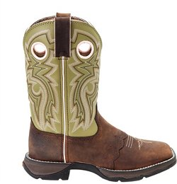 Women's Lady Rebel Saddle Western Boots