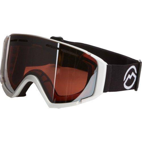 Magellan Outdoors Adults' Revo Mirror Lens Ski Goggles