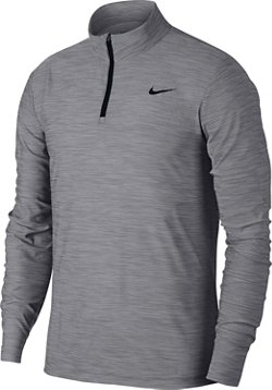 Men's Breathe Dry 1/4 Zip Training Pullover