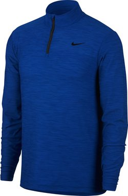 Nike Men's Breathe Dry 1/4 Zip Training Pullover