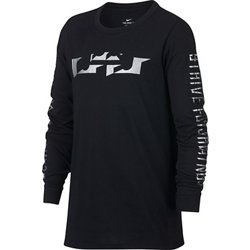 Boys' Dry LeBron Long Sleeve T-shirt