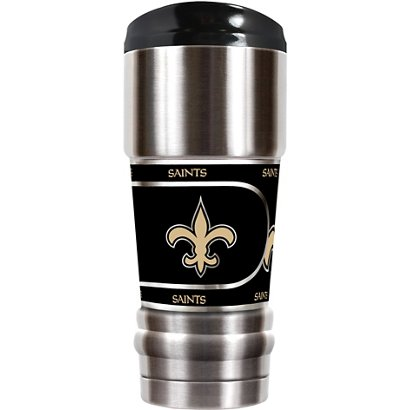 d41944073b2 ... Great American Products New Orleans Saints MVP 18 oz Travel Tumbler. New  Orleans Saints Tailgating   Accessories. Hover Click to enlarge