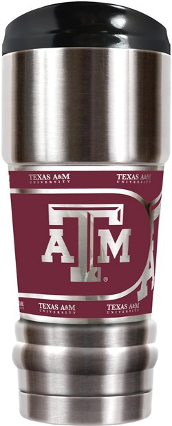 Great American Products Texas A&M University MVP 18 oz Travel Tumbler