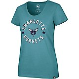 416452f7bbb  47 Charlotte Hornets Club Scoop Neck T-shirt