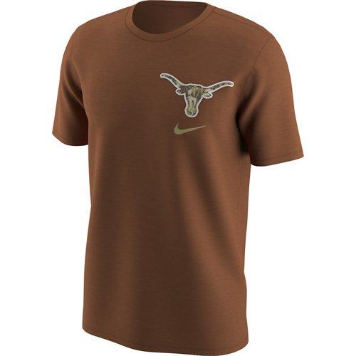 Nike Men's University of Texas Camo T-shirt