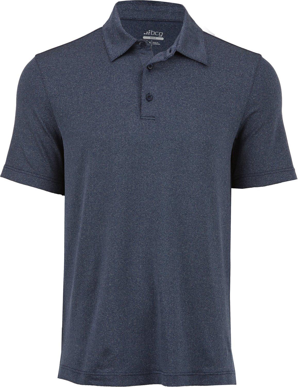 4e8e16fb BCG Men's Chevron Golf Polo Shirt   Academy