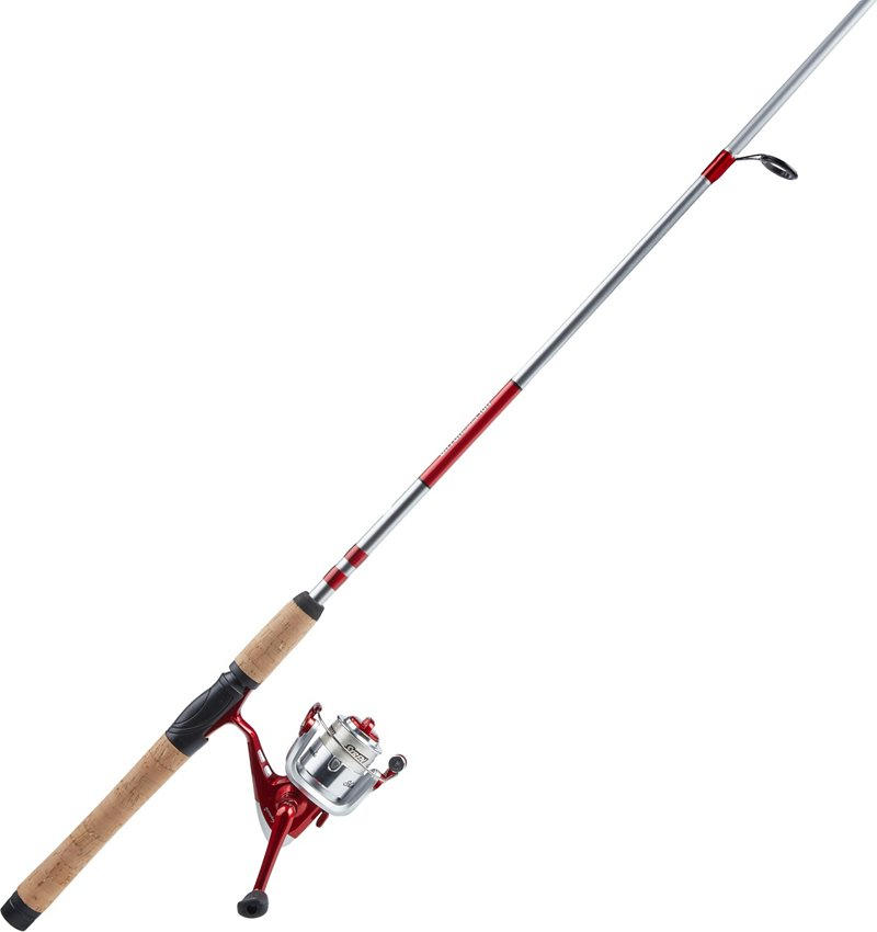 Shakespeare Catch More Fish 6 ft 6 in M Bass Spinning Rod and Reel Combo Kit – Fishing Combos, Spinning Combos at Academy Sports