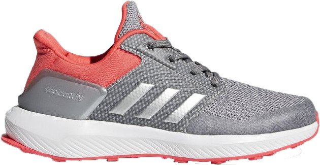 73b15448a Display product reviews for adidas Girls  RapidaRun Running Shoes