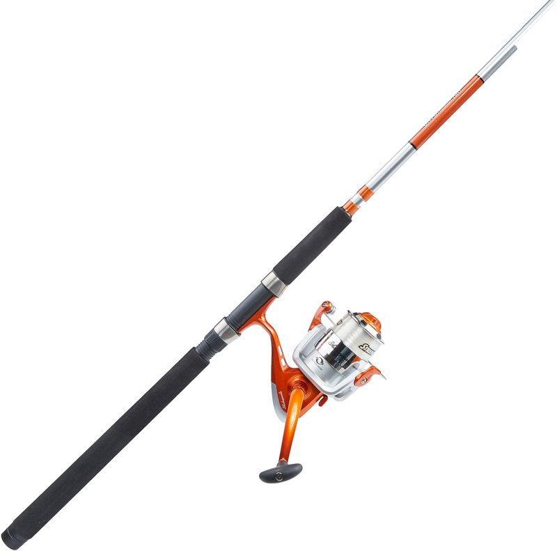 Shakespeare Catch More Fish 7 ft M Catfish Spinning Rod and Reel Combo Kit – Fishing Combos, Spinning Combos at Academy Sports