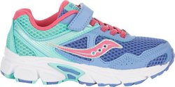 Saucony Girls' Cohesion 10 A/C Running Shoes