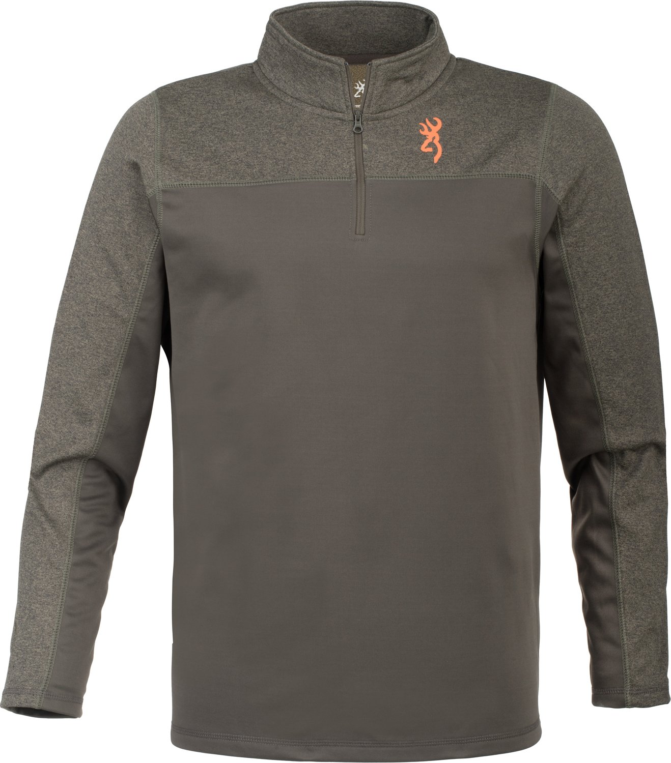 dcbb4f405034 Display product reviews for Browning Men s 1 4-Zip Pullover