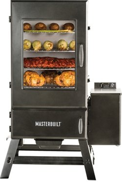 MWS 255S XL 40 in Pellet Smoker