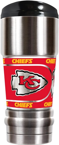 Great American Products Kansas City Chiefs MVP 18 oz Travel Tumbler
