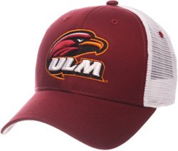 Zephyr Men's University of Louisiana at Monroe Big Rig 2 Cap