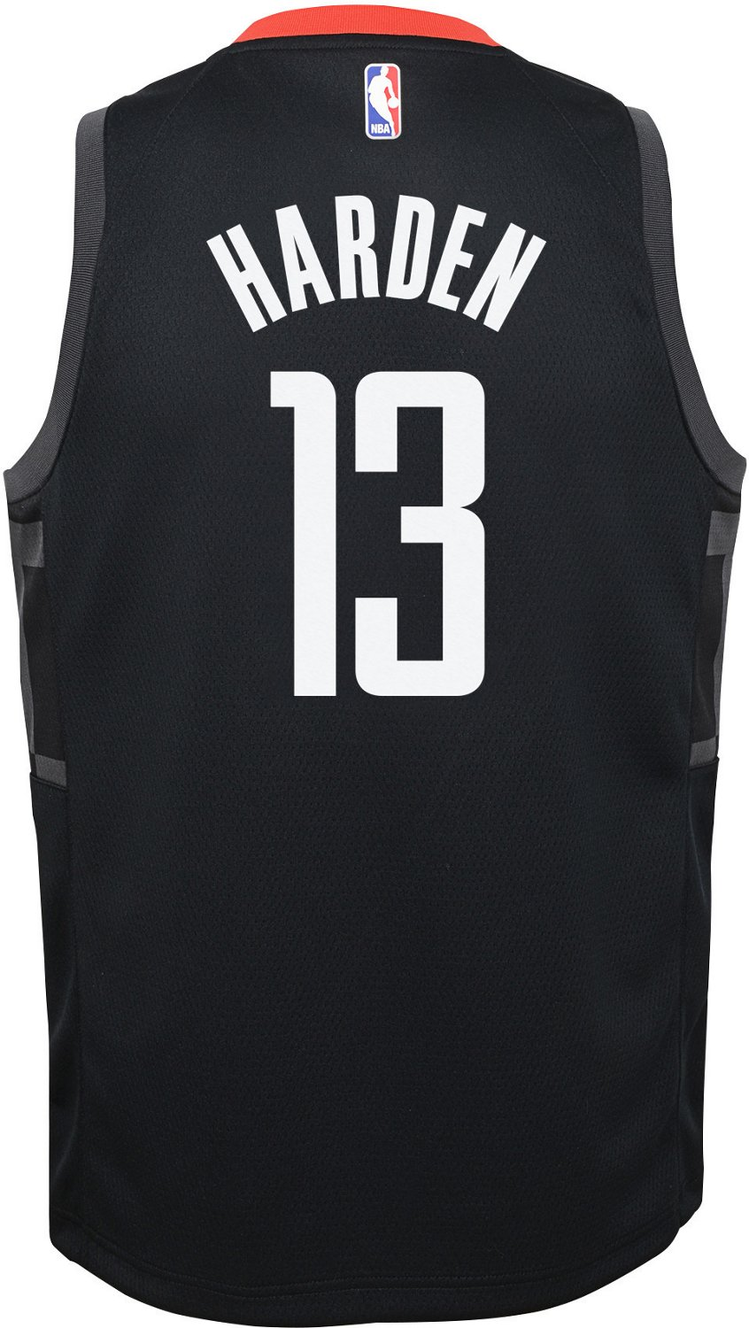 bc4480475 Nike Boys  Houston Rockets James Harden 13 Swingman Statement Jersey ...