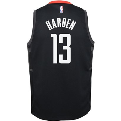 5223012f6 ... James Harden 13 Swingman Statement Jersey. Houston Rockets Clothing.  Hover Click to enlarge