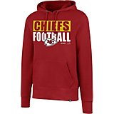 '47 Kansas City Chiefs Football Stack Headline Pullover Hoodie