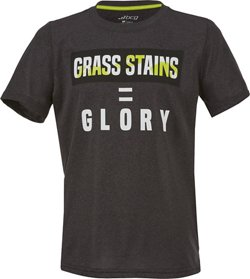 BCG Boys' Grass Stains Glory T-shirt