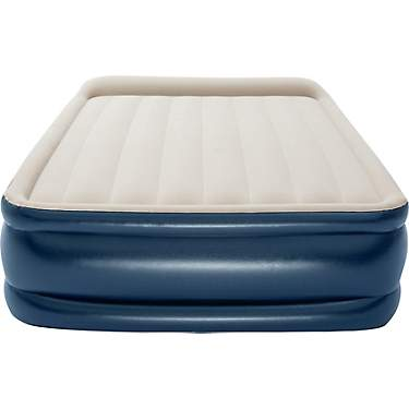 Magellan Outdoors TriTech 22 in Raised Queen Airbed with Pump