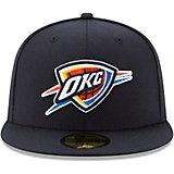 competitive price b2d0b b2665 New Era Men s Oklahoma City Thunder 59FIFTY Stock Cap