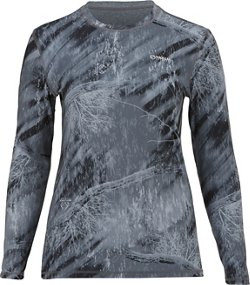 Magellan Outdoors Women's Realtree Fishing CoolCore Reversible Long Sleeve Top