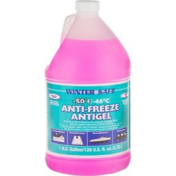 Winter Safe -50 Degrees Nontoxic 1 gal Antifreeze