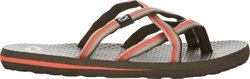 Women's Strappy Yoga Thong Sandals