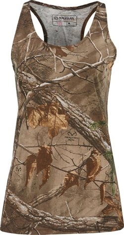 Magellan Outdoors Women's Fayette Camo Tank Top