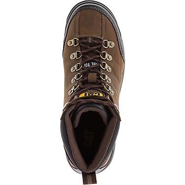 68a7887886a Cat Footwear Men's Threshold EH Steel Toe Lace Up Work Boots