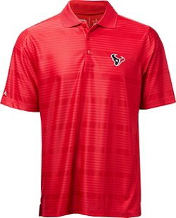 Men's Houston Texans Illusion Polo Shirt