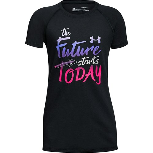 Under Armour Girls' Future Starts Today T-shirt