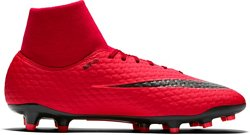 Nike Men's Hypervenom Phelon III Dynamic Fit Firm Ground Soccer Cleats