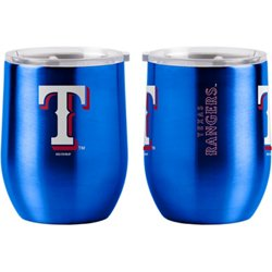 Texas Rangers Ultra Curved 16oz Tumbler