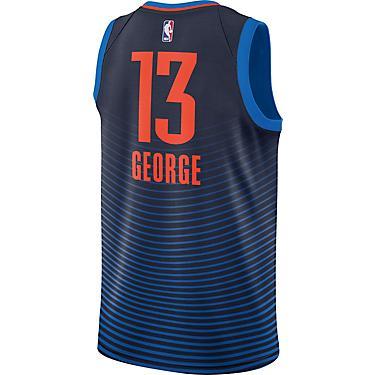 finest selection dd70d 4c0d4 Nike Men's Oklahoma City Thunder Paul George 13 Swingman Jersey