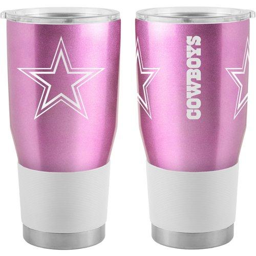 Boelter Brands Dallas Cowboys Ultra Pink 30oz Tumbler