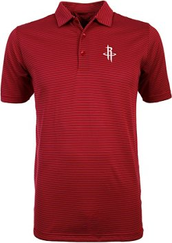 Antigua Men's Houston Rockets Quest Polo Shirt